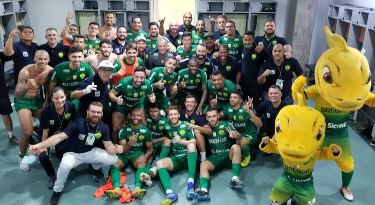 Algoz do Cruzeiro, Cuiabá abre a maior vantagem na liderança da Série B 2020