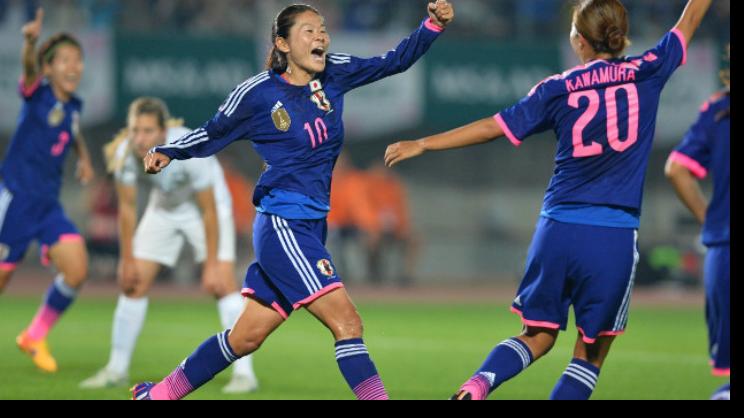Sawa foi o grande nome do Japão na conquista da Copa do Mundo de futebol  feminino 087aca9bda042